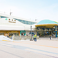 舞浜テーマパーク